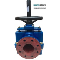 Pinch Valve - Flanged Table E