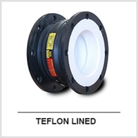 PTFE Lined Rubber Expansion Joint FSF