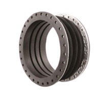 Triple Arch Rubber Expansion Joint